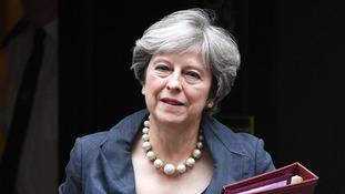 Theresa May and Donald Tusk will meet again on November 24.