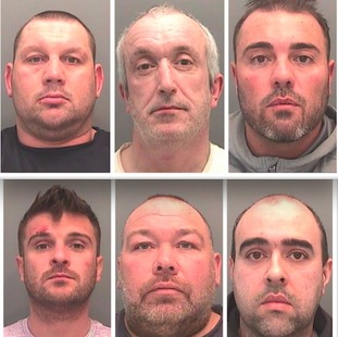 Drugs gang Cardiff