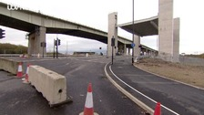 WATCH: Salford bridge opening delayed as developers and councils row over who should pick up costs