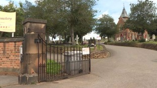 Graveyard refurbishment provides 1600 new burial plots