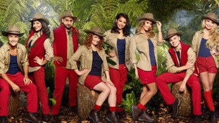Confirmed campmates: Some of this year's contestants on the show.