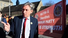Richard Leonard named new Scottish Labour leader
