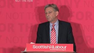Richard Leonard won 56.7% in the Scottish Labour leadership contest.