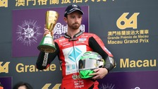 Hollow Macau GP win for Northern Ireland's  Glenn Irwin