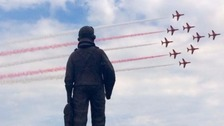 World famous Red Arrows 'at risk of being axed'