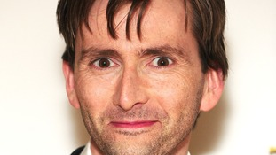 Former Doctor Who star David Tennant.