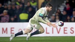 Match report: England 30-6 Australia