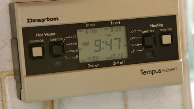 A survey suggests families have had to choose between heating the home or feeding their children.