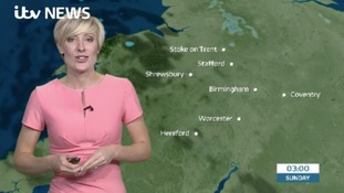 West Midlands Weather: Cold and clear tonight