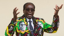 Mugabe has shown little sign of giving way