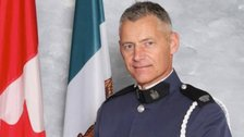 John Davidson was a serving police officer in western Canada