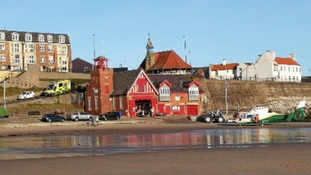 Cullercoats lifeboat station