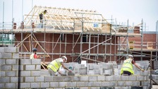 Chancellor pledges 300,000 new homes per year