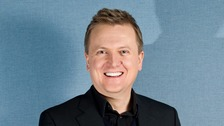Aled Jones denies claims of 'inappropriate behaviour'