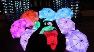 A Lumiere installation