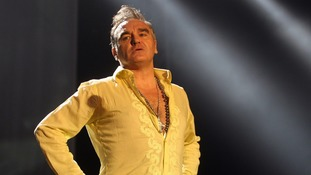Morrissey: Kevin Spacey has been 'needlessly attacked' over sexual assault claims