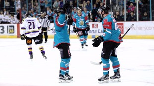 Four-goal Saviano helps Giants to win over Storm