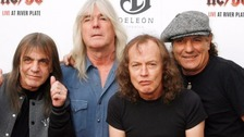 AC/DC's Brian Johnson pays tribute to Malcolm Young