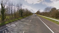 Cyclist hit by van near Maghera dies