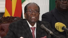 Robert Mugabe vows to stay on as Zimbabwe's President