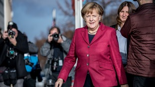 Angela Merkel sees Brexit as a secondary issue.