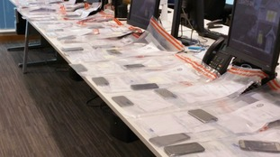 Man arrested after more than 50 phones reported stolen at gig