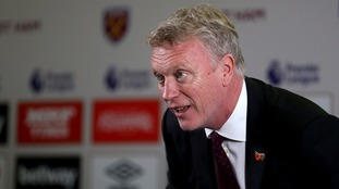 David Moyes calls on West Ham to be united after he loses first game in charge