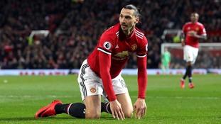 Man Utd striker Zlatan Ibrahimovic claims his knee injury was worse than people knew