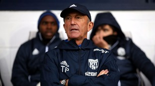 West Bromwich Albion sack Tony Pulis after miserable run of form