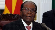 Mugabe 'could be impeached in two days' after refusing to quit
