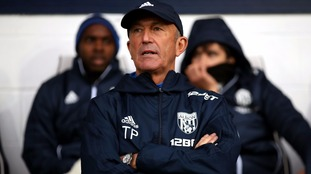 Tony Pulis touted for Wales job after West Brom sacking