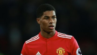 Marcus Rashford has a thirst for more success at Man Utd