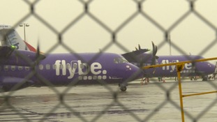 Woman furious at FlyBe response to leaving patients stranded in Leeds