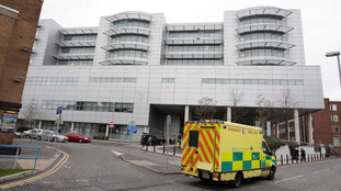 Disruption for patients as hospital vehicles damaged