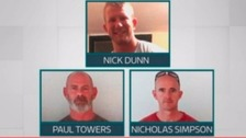 Three of the 'Chennai Six' are from the Tyne Tees region