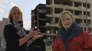Julie Etchingham returns to Mostar in Bosnia and Herzegovina 20 years on.