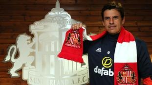 New Sunderland boss: 'It's a huge challenge'