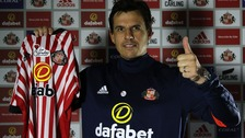 New Sunderland boss: 'It's a huge challenge'