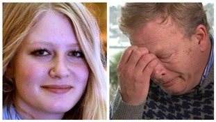 'You're not in pain anymore my darling...  I love you' -  Father pays tribute to 'beautiful' Gaia Pope