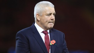 Warren Gatland says he'd like to confront one or two kiwis after a taxing Lions tour