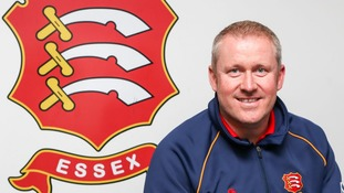 Essex confirm new head coach is Anthony McGrath