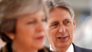What is Philip Hammond's 'balanced budget'?