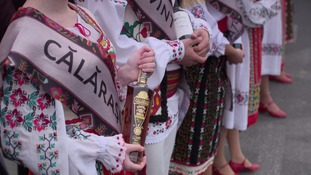 Drinking Games: The curtain rises on Moldovan wine