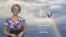 Turning wet and windy across the north overnight