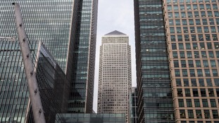 The European Banking Authority's offices are currently in One Canada Square in Canary Wharf.