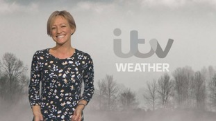 Wales weather: A mild and murky start!