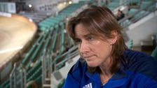 Katherine Grainger 'disappointed' by cycling TUEs claim
