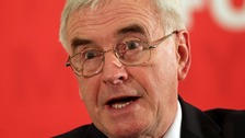McDonnell joins Tories to kill customs union amendment