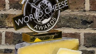 Cornish cheese crowned world's best