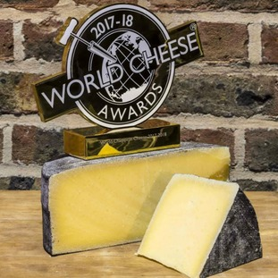 The Cornish Kern won at the biggest cheese only competition in the world.